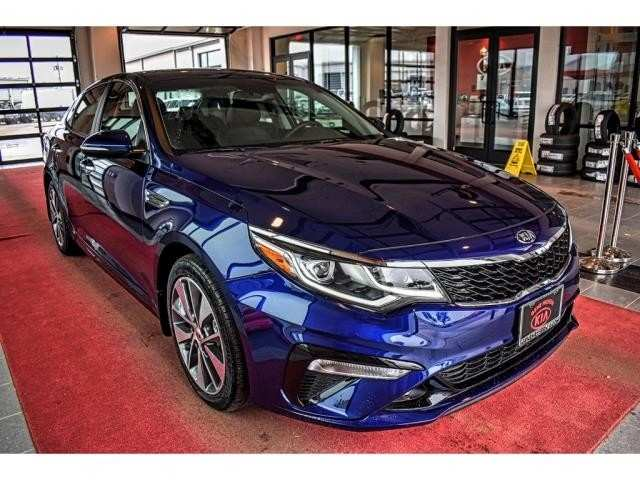 53 The Best 2019 Kia Optima Release Date And Concept