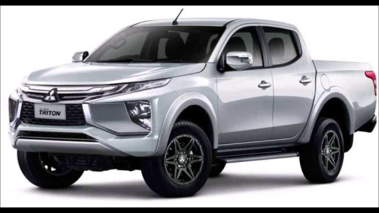 53 The Best 2019 Mitsubishi L200 Spesification