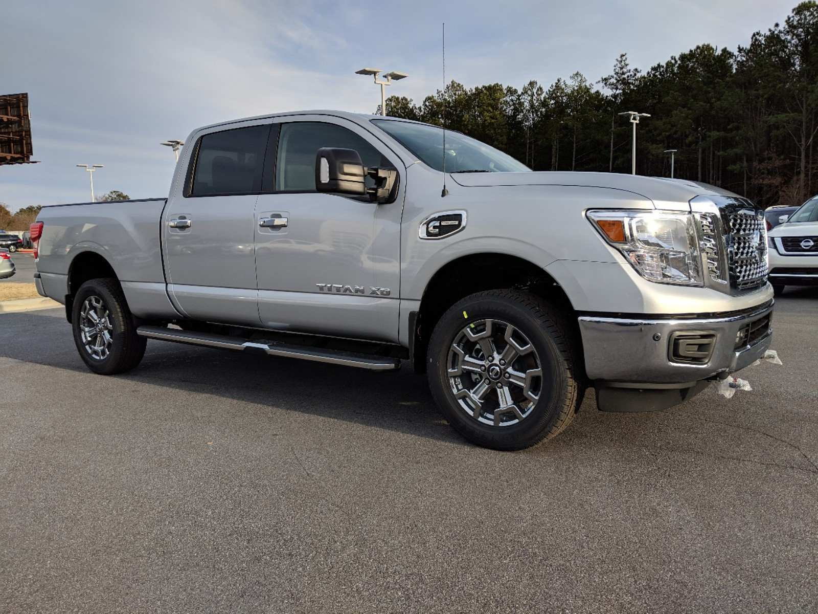53 The Best 2019 Nissan Titan Xd Price And Review