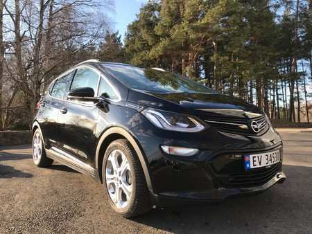 53 The Best 2019 Opel Ampera Redesign