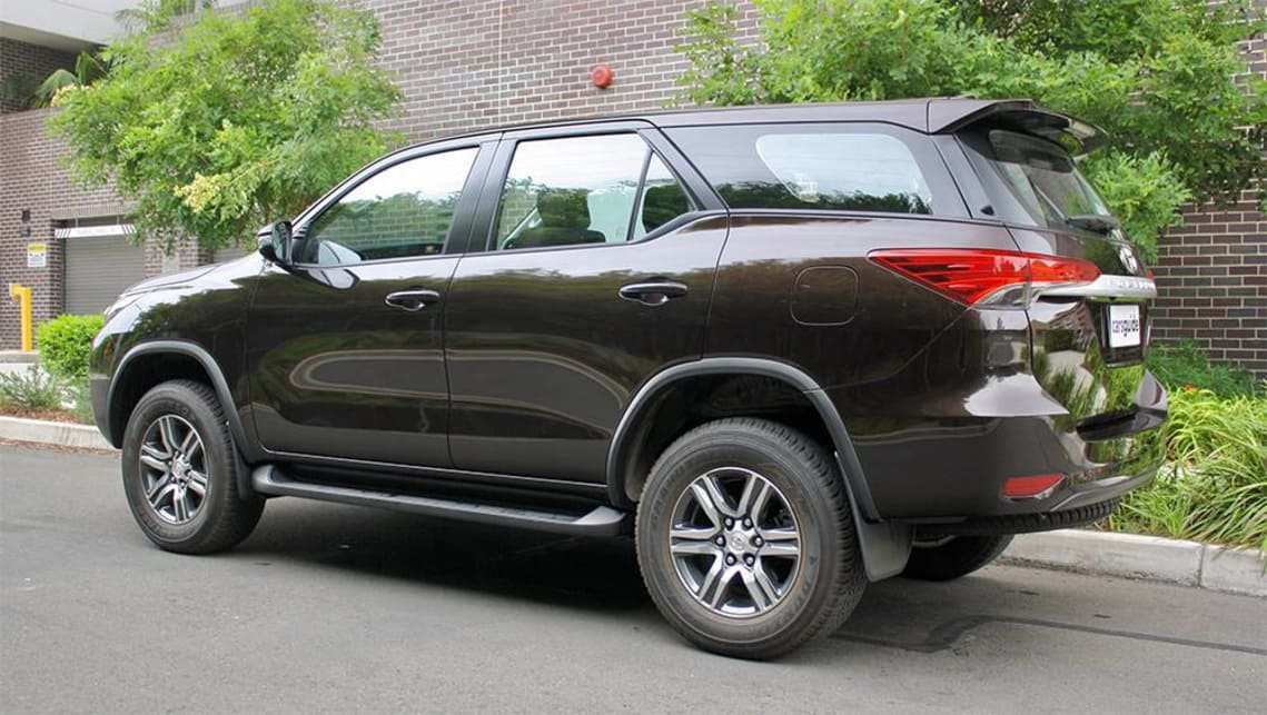 53 The Best 2019 Toyota Fortuner Exterior And Interior