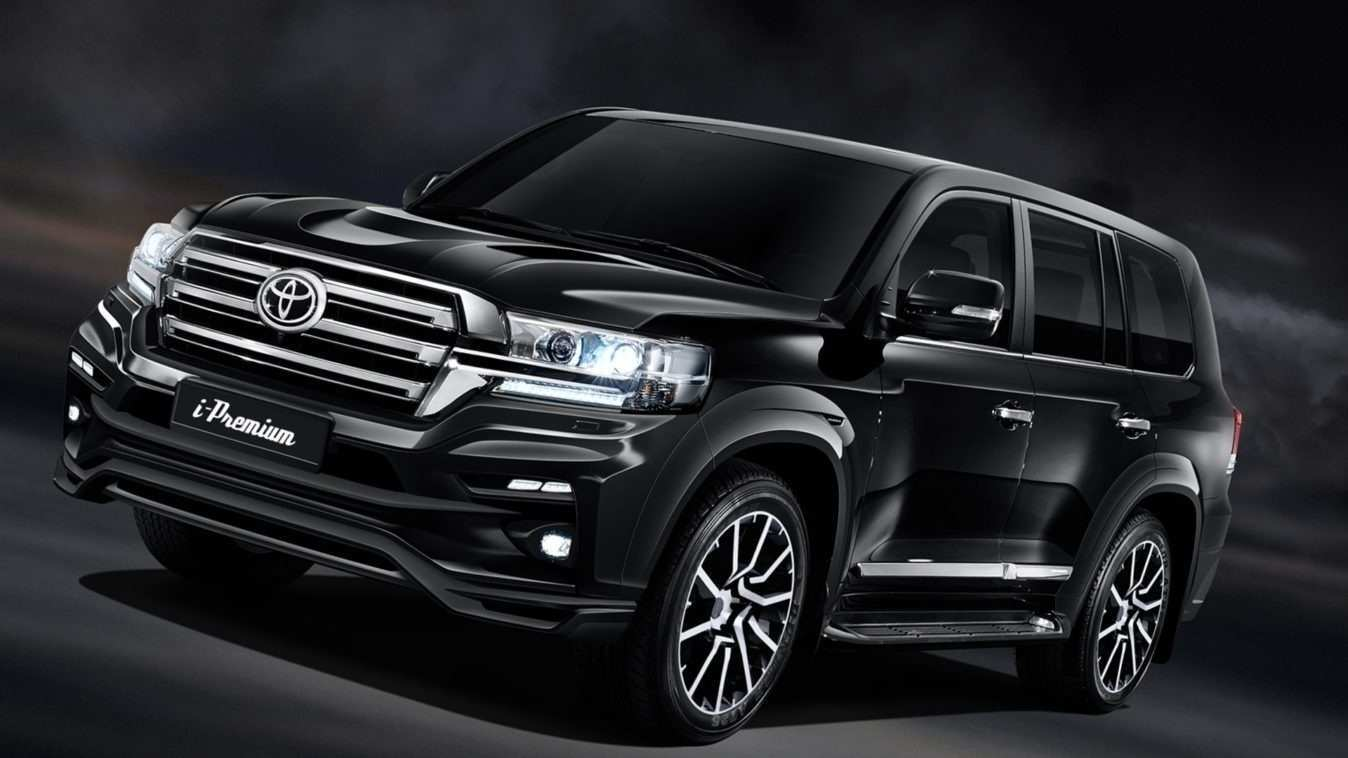 53 The Best 2019 Toyota Land Cruiser Diesel Concept