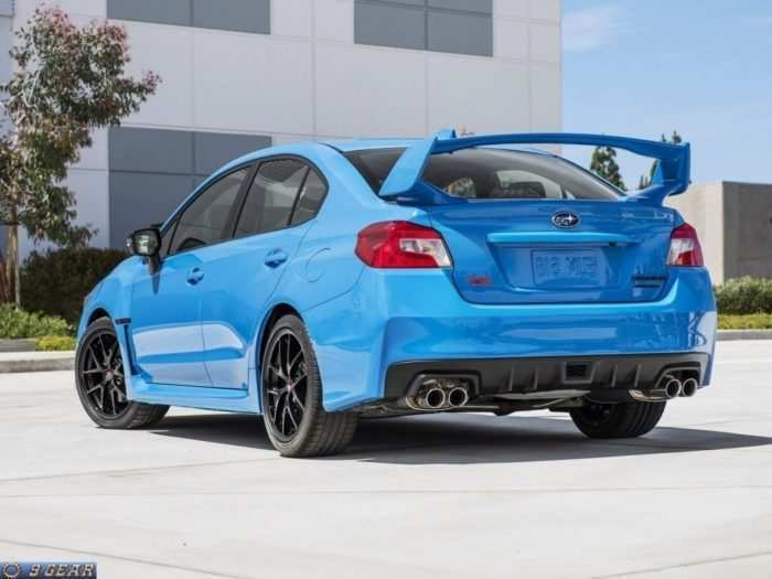 53 The Best 2019 Wrx Sti Hyperblue Release