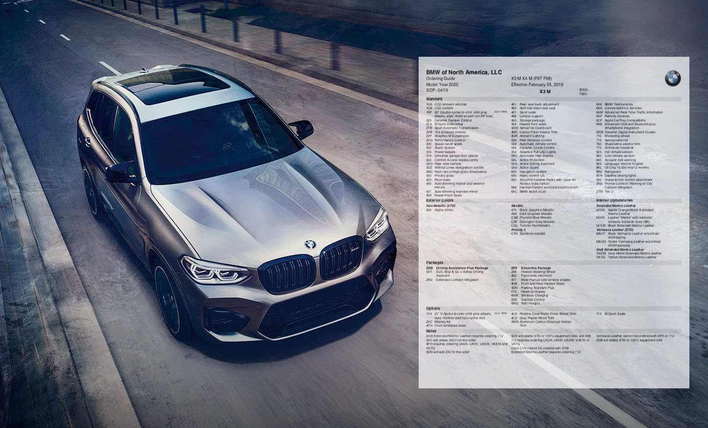 53 The Best 2020 BMW Ordering Guide Redesign