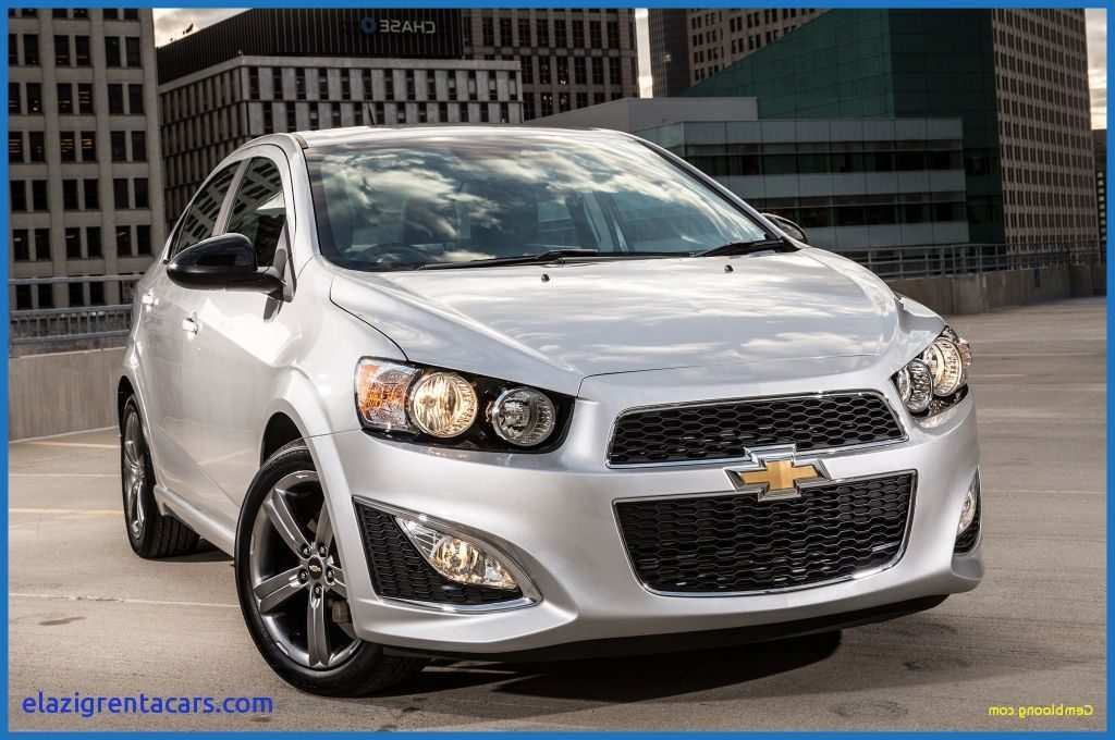 53 The Best 2020 Chevy Sonic Ss Ev Rs Configurations