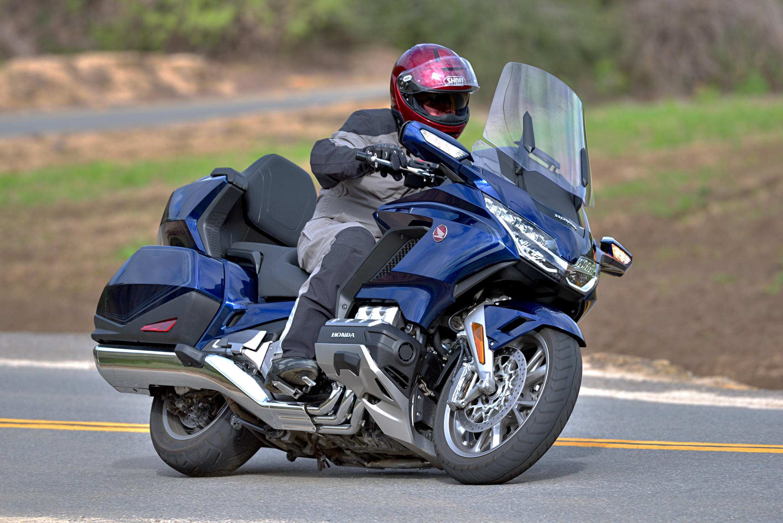 53 The Best 2020 Honda Gold Wing Performance