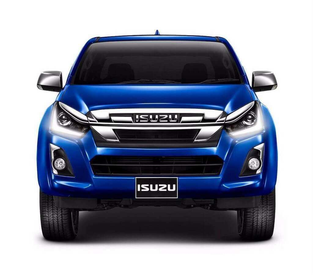 53 The Best 2020 Isuzu MU X New Review
