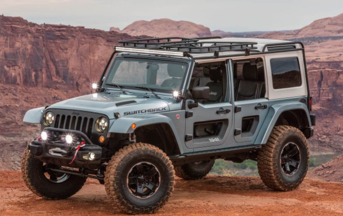 53 The Best 2020 Jeep Wrangler Unlimited Redesign And Concept