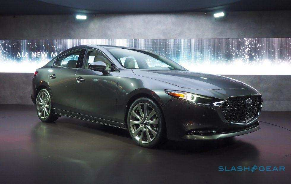 53 The Best 2020 Mazda 3 Sedan Review And Release Date