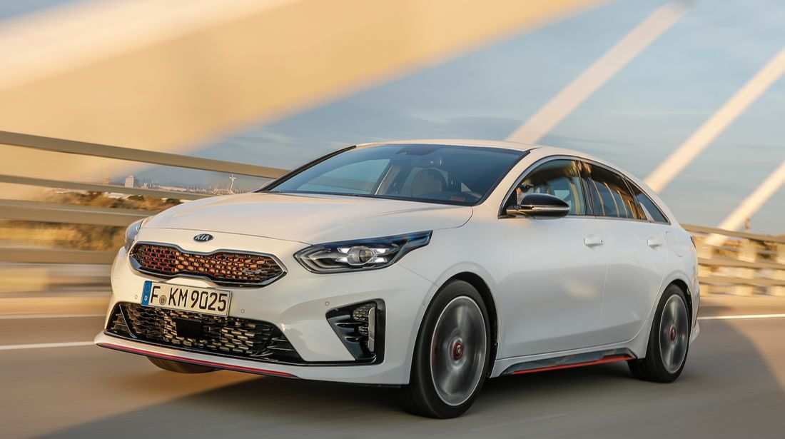 53 The Best Kia Ceed Gt 2019 Research New