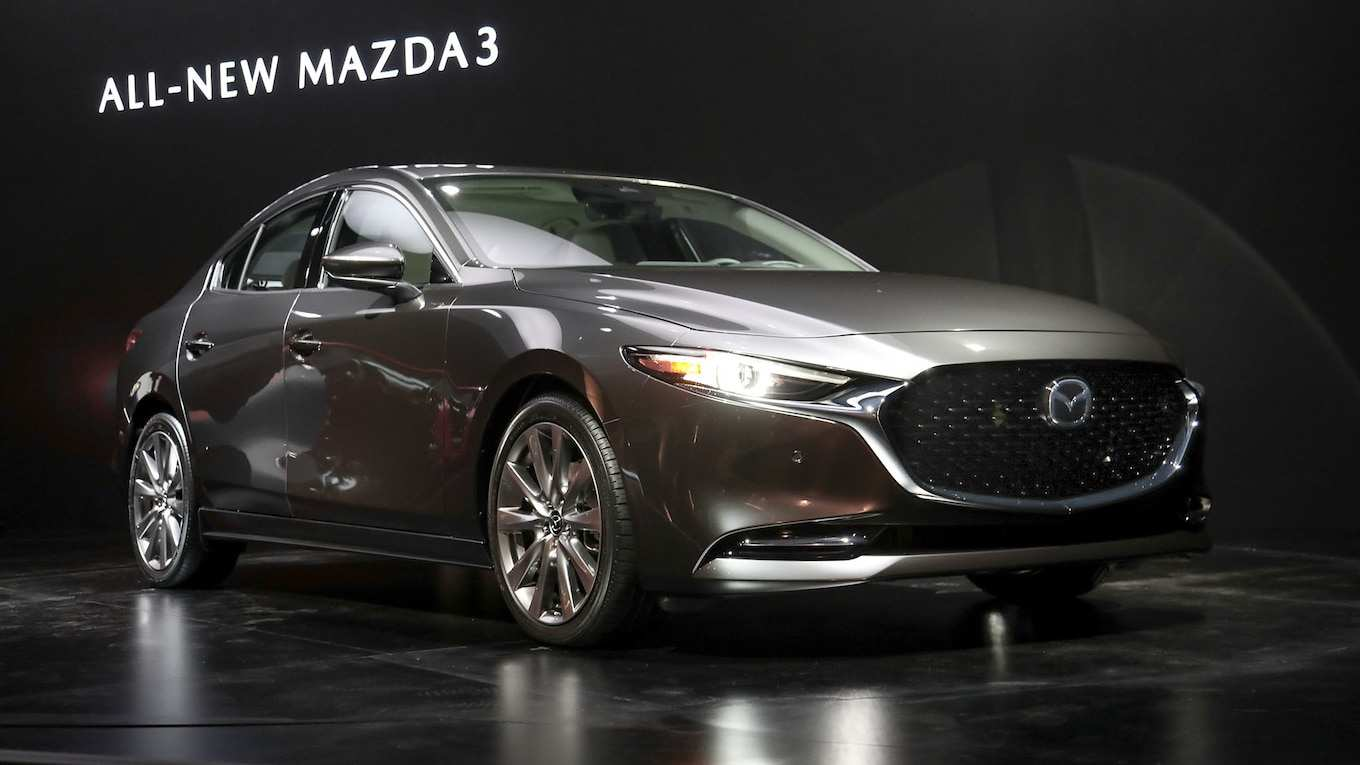 53 The Best Mazda 3 2019 Gt Redesign And Review