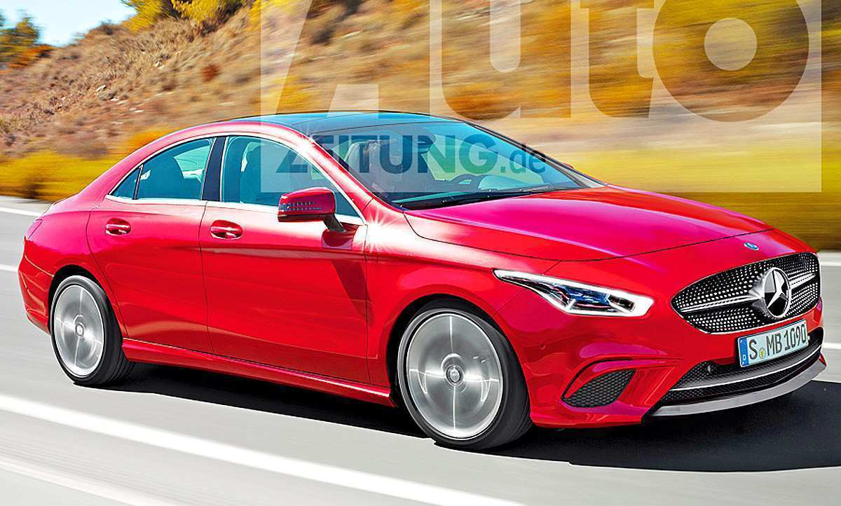 53 The Best Mercedes Cla 2019 Release Date Redesign
