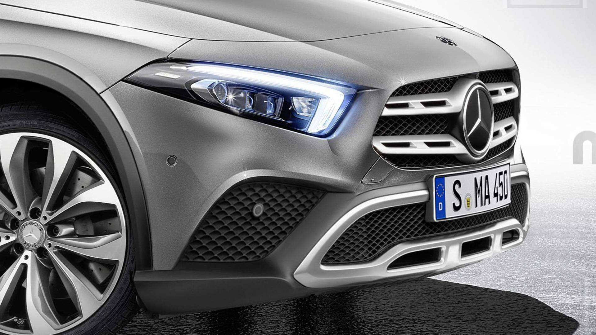53 The Best Mercedes Gla 2019 Performance And New Engine