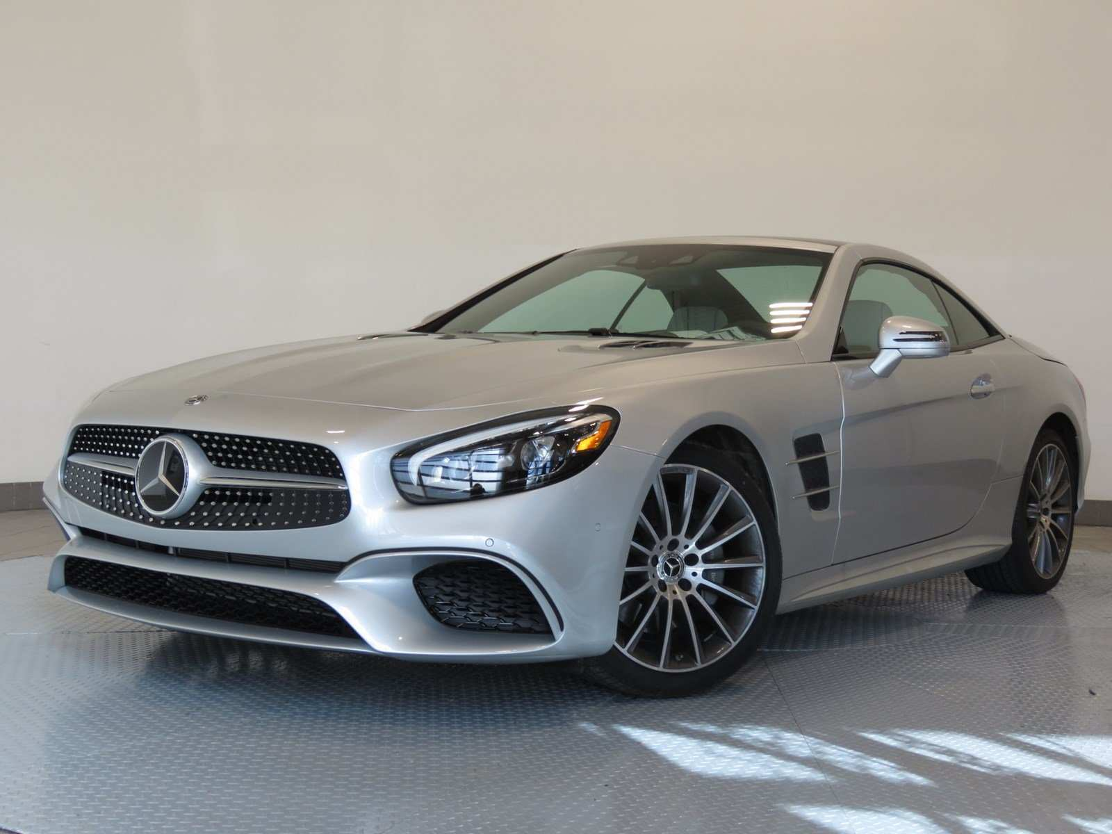 53 The Best Mercedes Sl 2019 Rumors