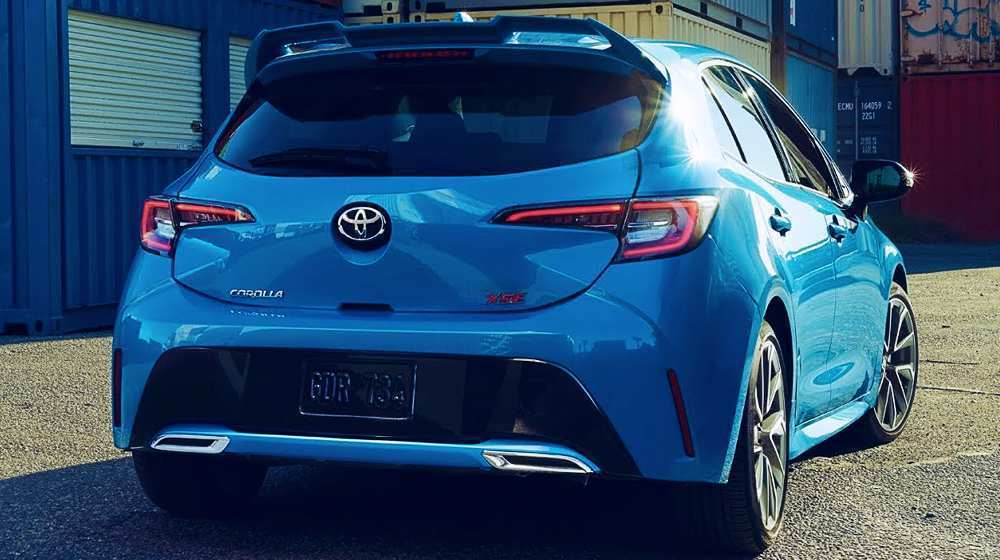 53 The Best Toyota Hatchback 2019 Specs
