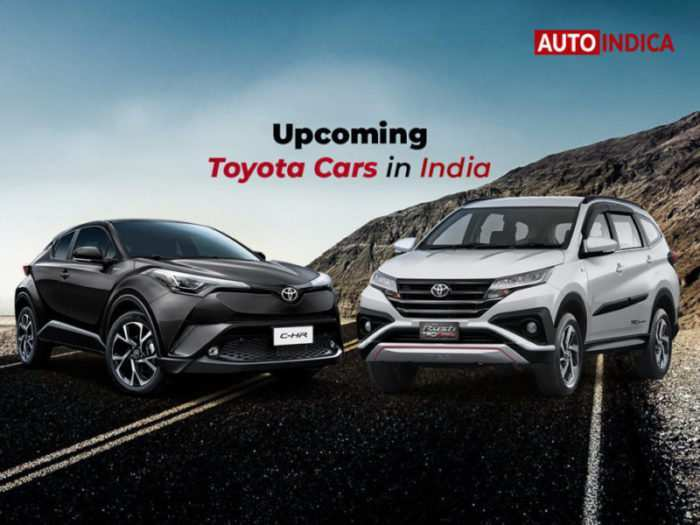 53 The Best Toyota Upcoming Cars In India 2020 Performance