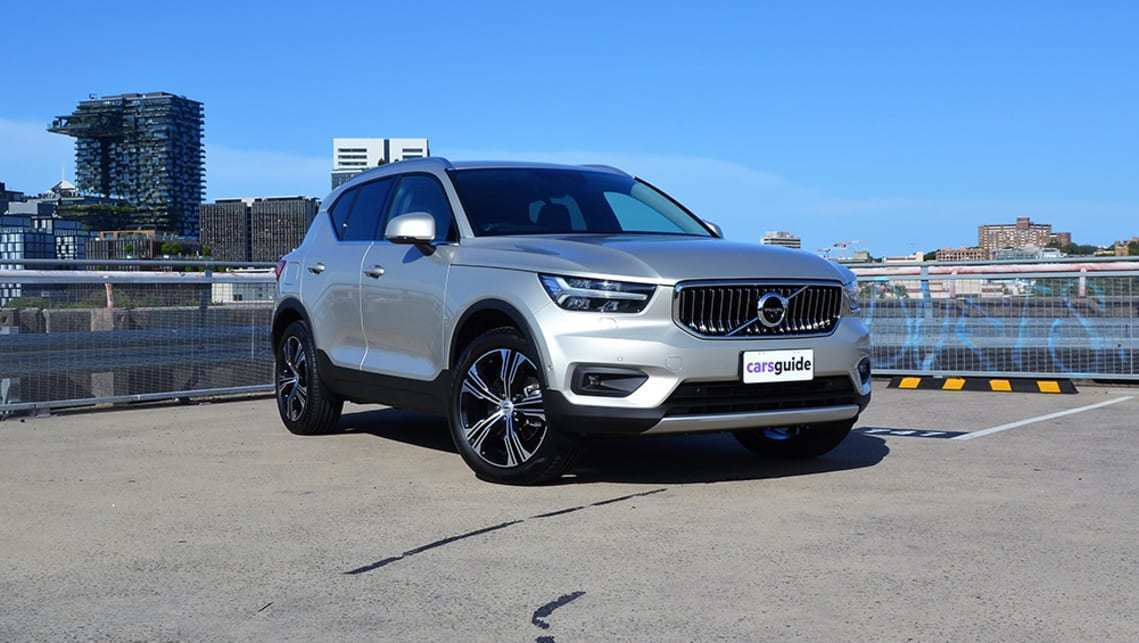 53 The Best Volvo 2019 Xc40 Review Style