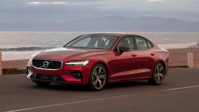 53 The Best Volvo S60 2019 New Concept