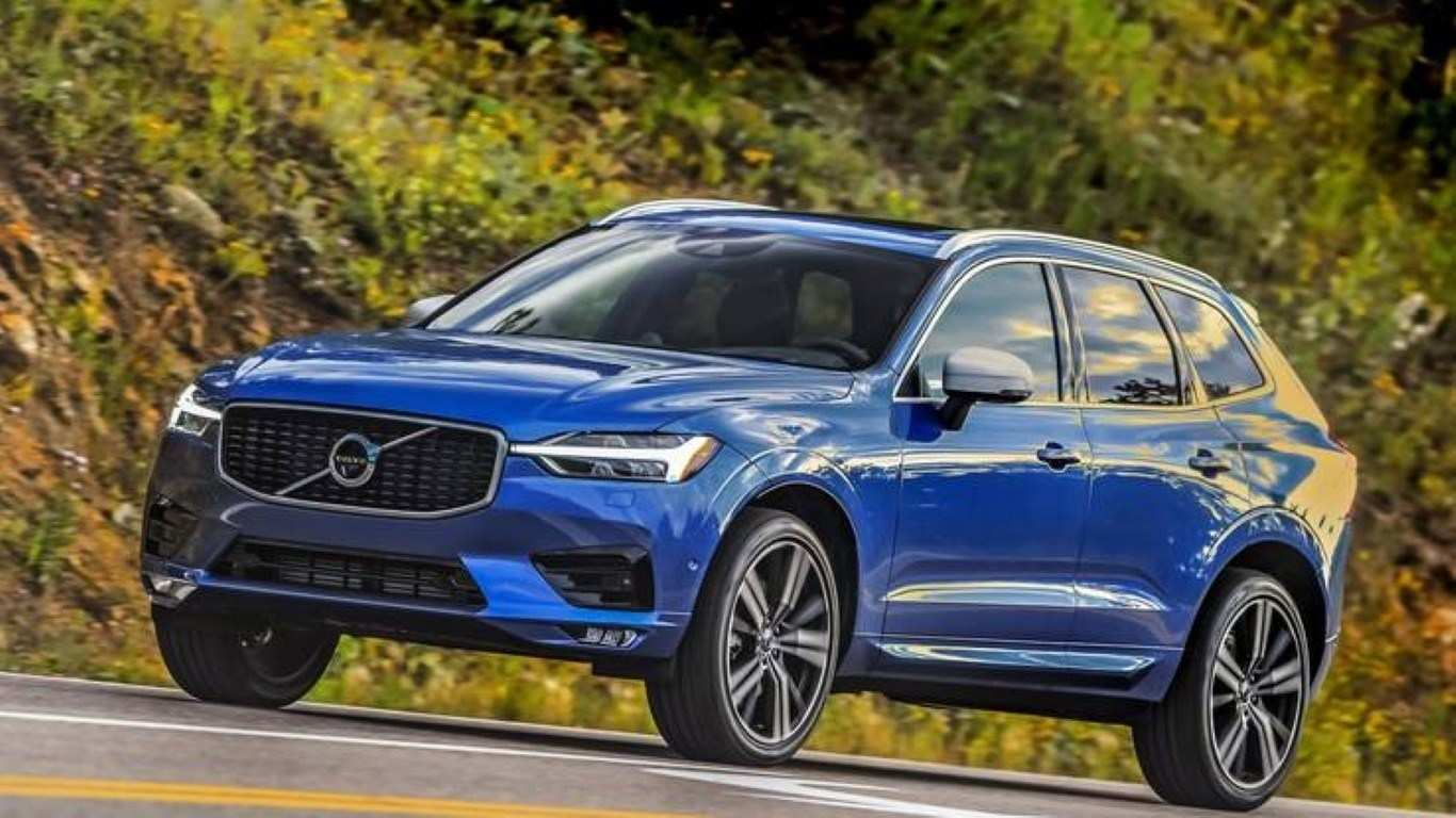 53 The Best Volvo Xc60 2020 Uk Price And Release Date