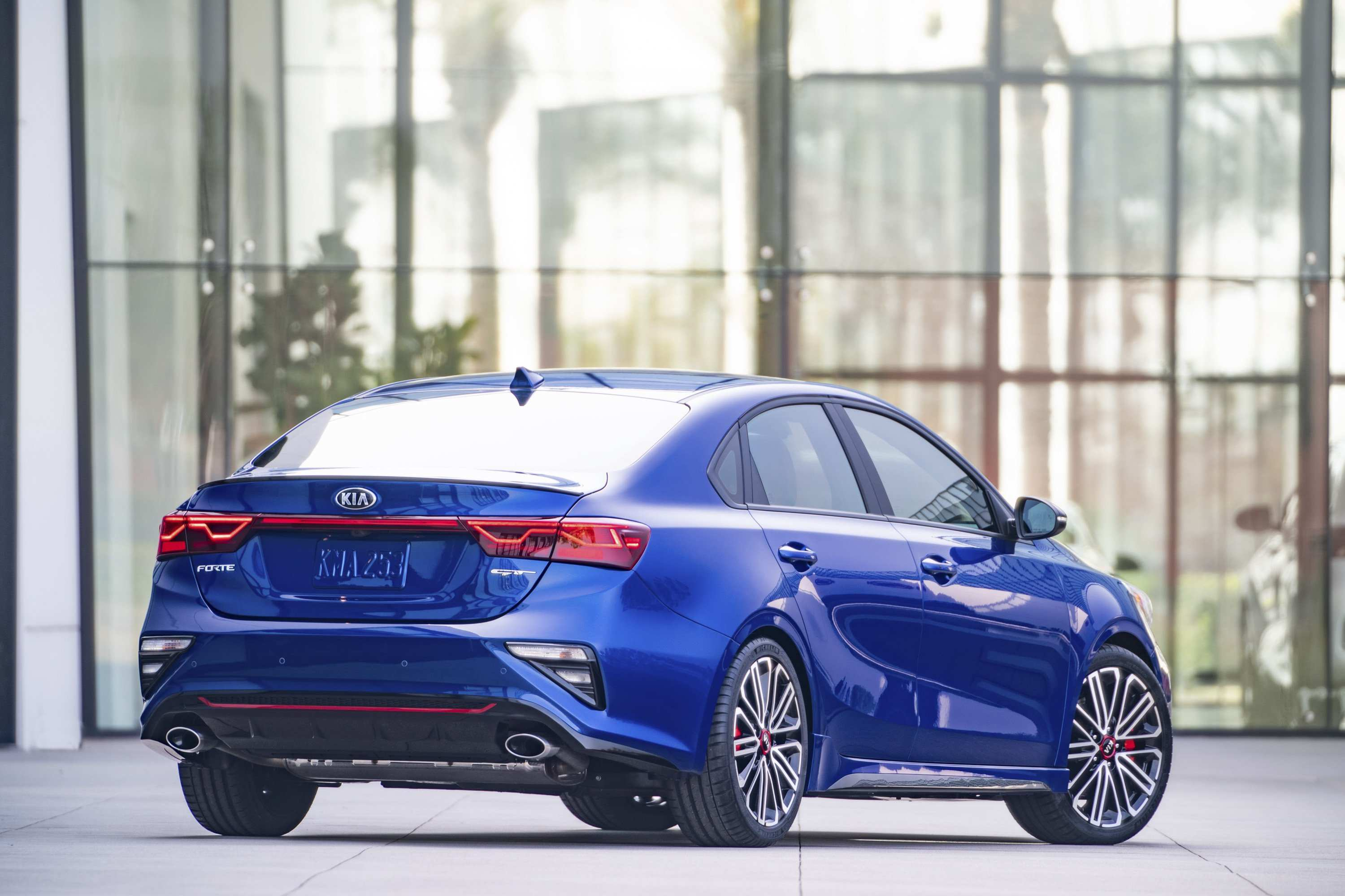 53 The Kia Forte Gt Line 2020 Overview