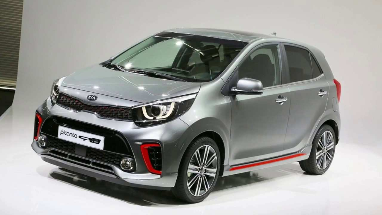 53 The Kia Picanto 2019 Exterior And Interior