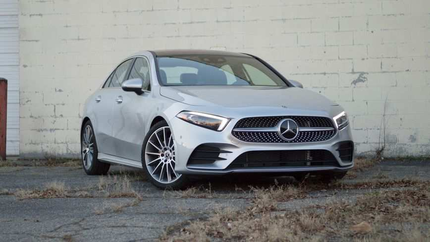 53 The Mercedes 2019 A Class Research New