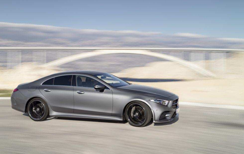 53 The Mercedes 2019 Cls New Review