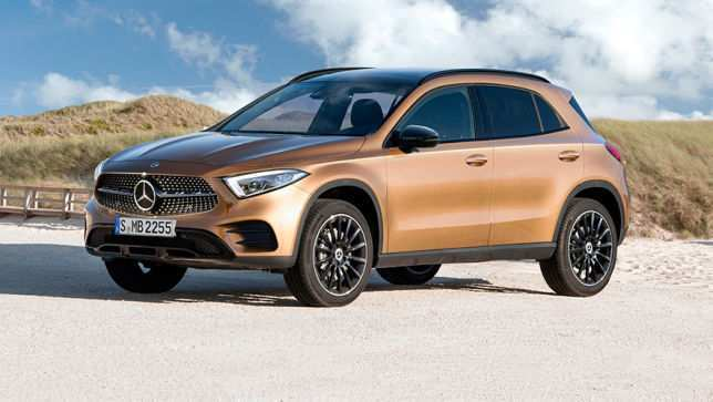 53 The Mercedes 2019 Gla Redesign And Concept