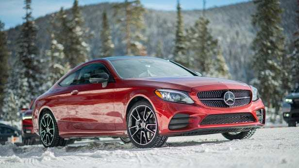53 The Mercedes C Class Coupe 2019 Release Date And Concept