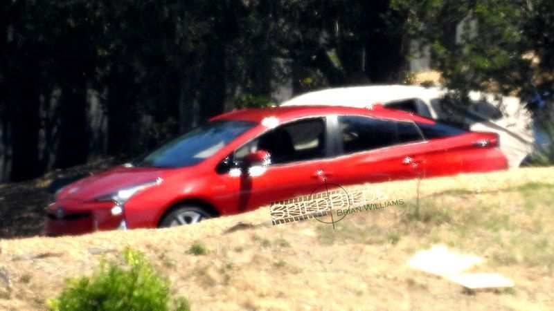53 The Spy Shots Toyota Prius Redesign And Review