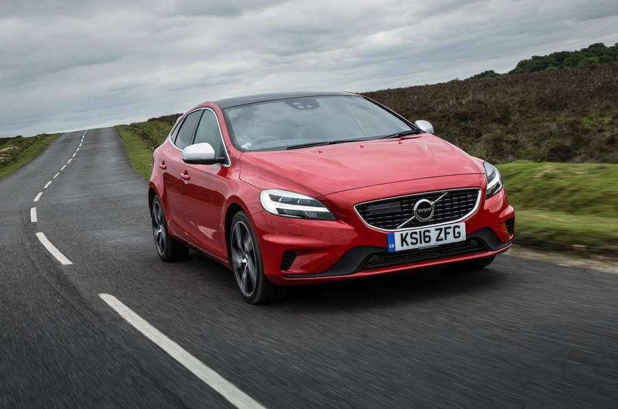 53 The Volvo V40 2019 Interior Price