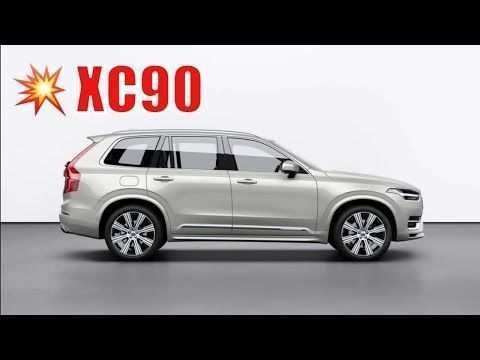 53 The Volvo Xc90 2020 Youtube Style