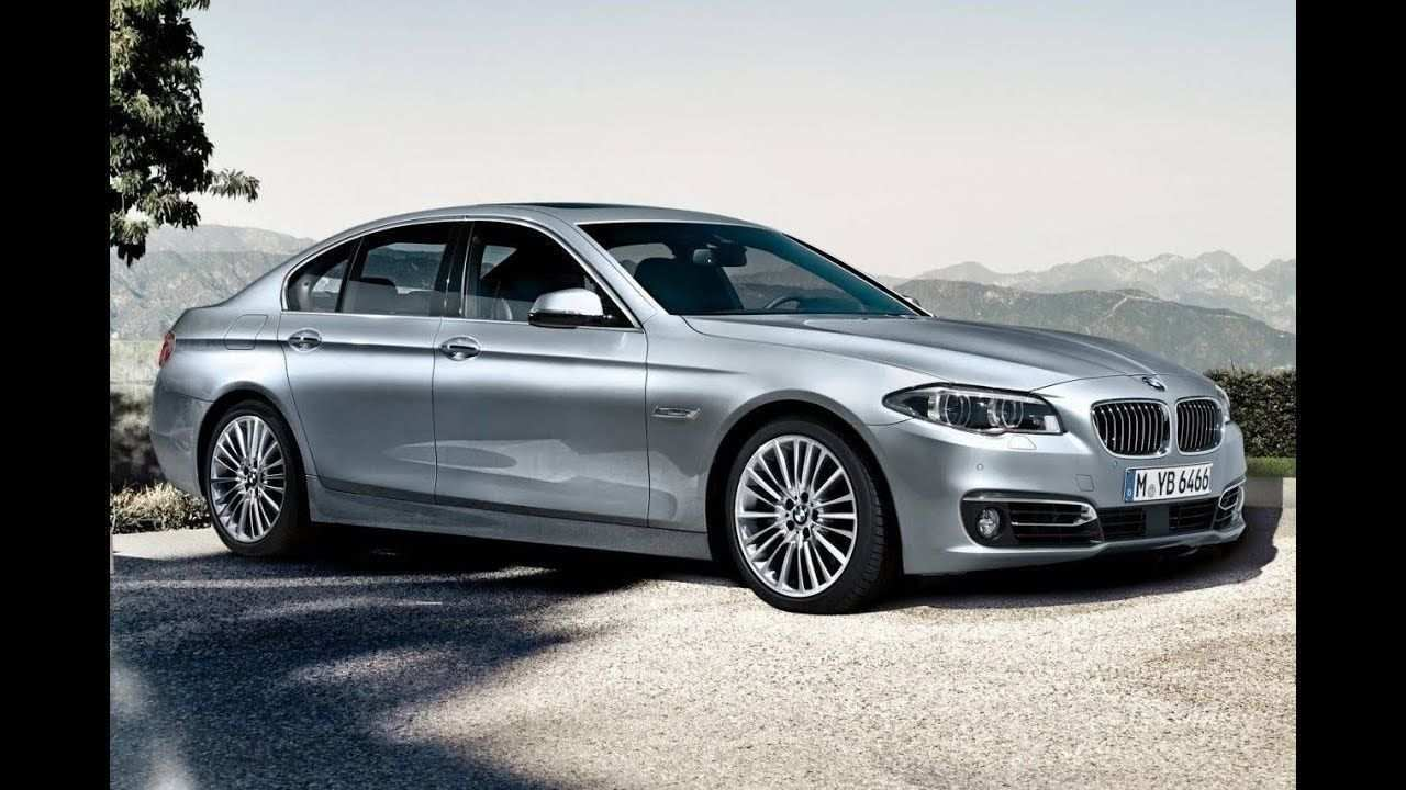 54 A 2019 Bmw Limited New Concept