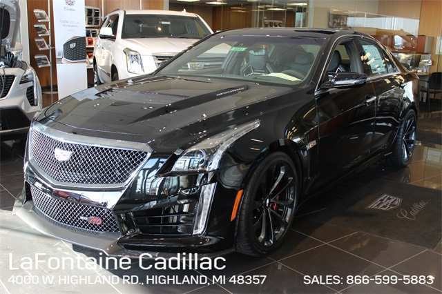 54 A 2019 Cadillac CTS V Concept And Review