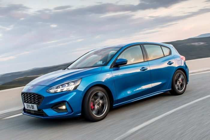 54 A 2019 Ford Fiesta St Rs History