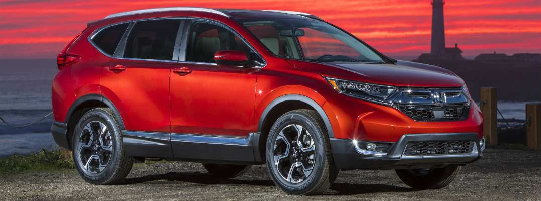 54 A 2019 Honda CRV Review