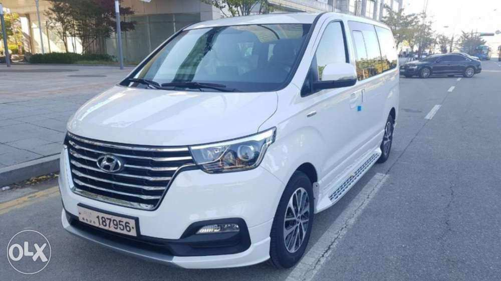 54 A 2019 Hyundai Starex Price Design And Review