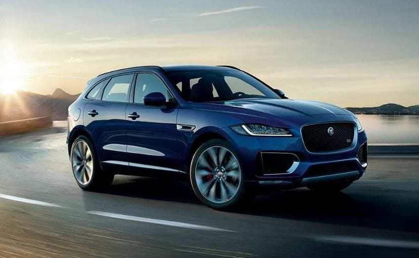 54 A 2019 Jaguar I Pace Release Date Ratings