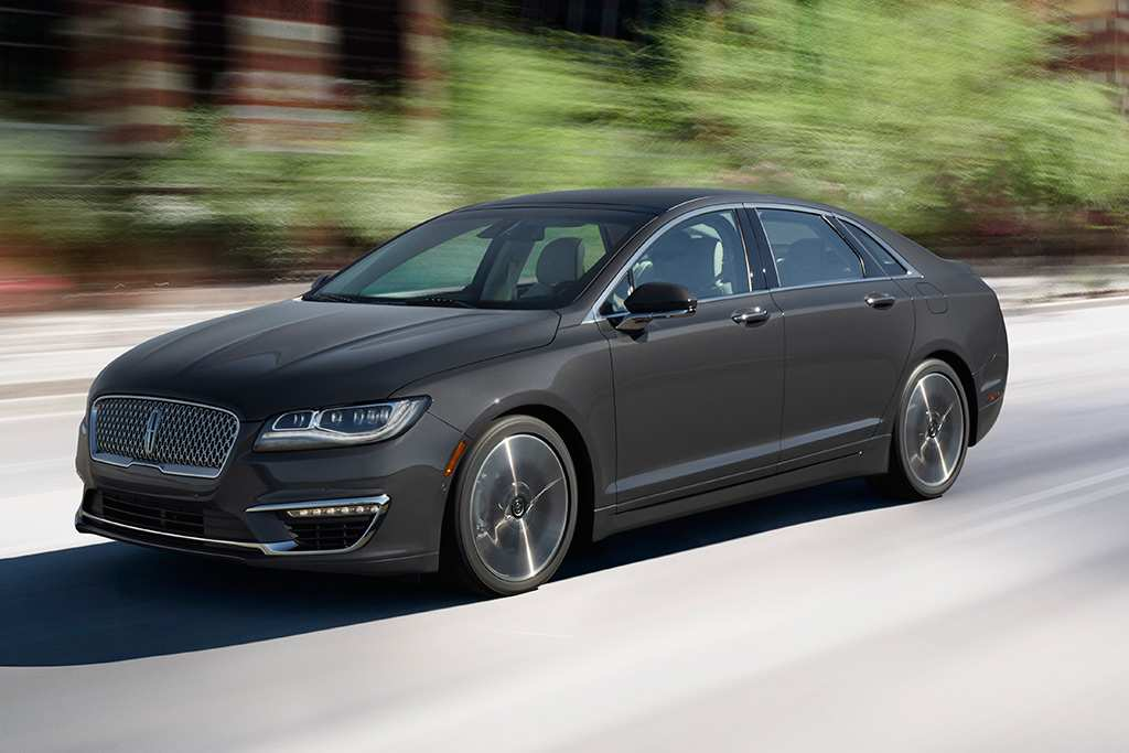 54 A 2019 Lincoln MKZ Release