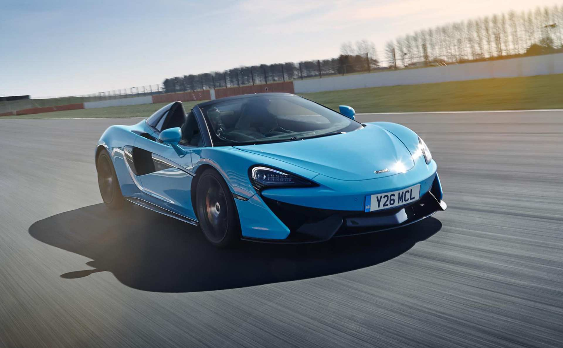 54 A 2019 McLaren 570S Coupe Release Date