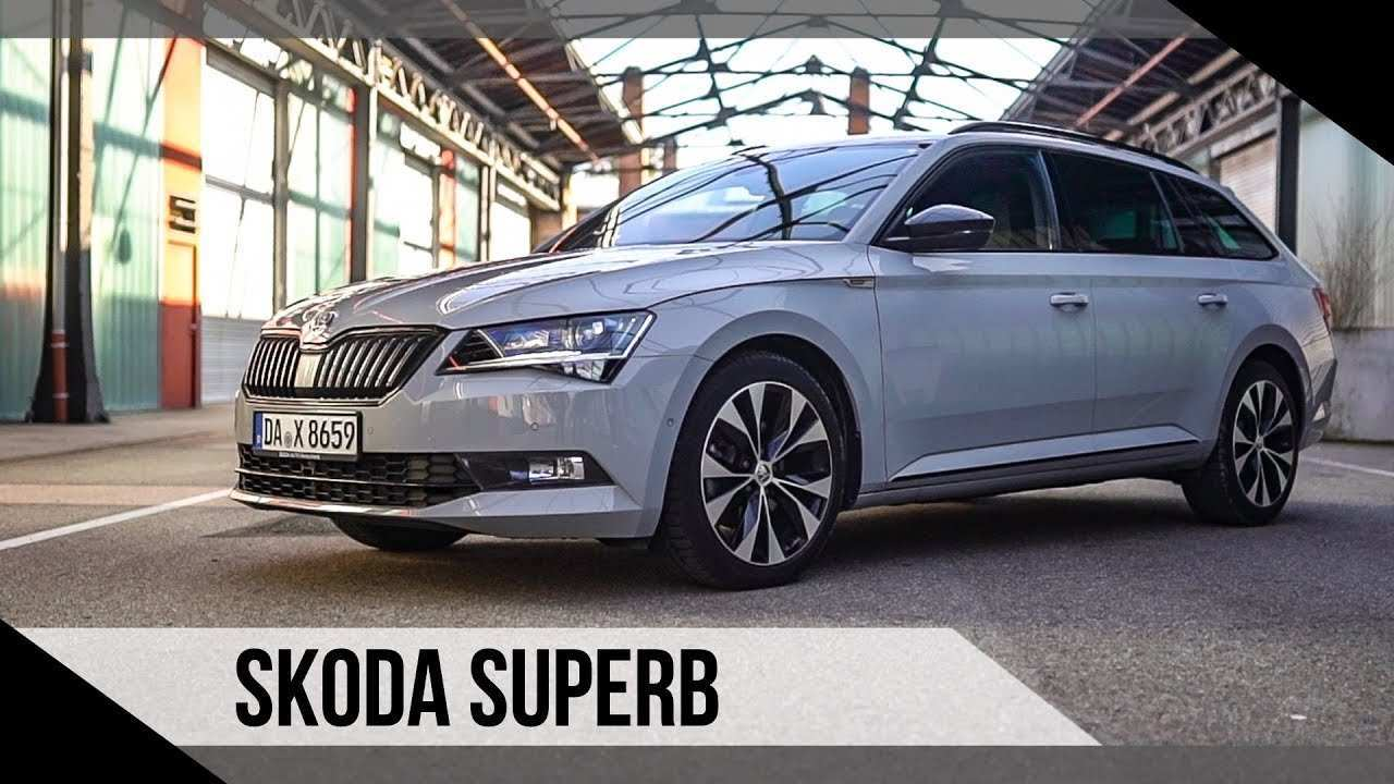 54 A 2019 New Skoda Superb Reviews