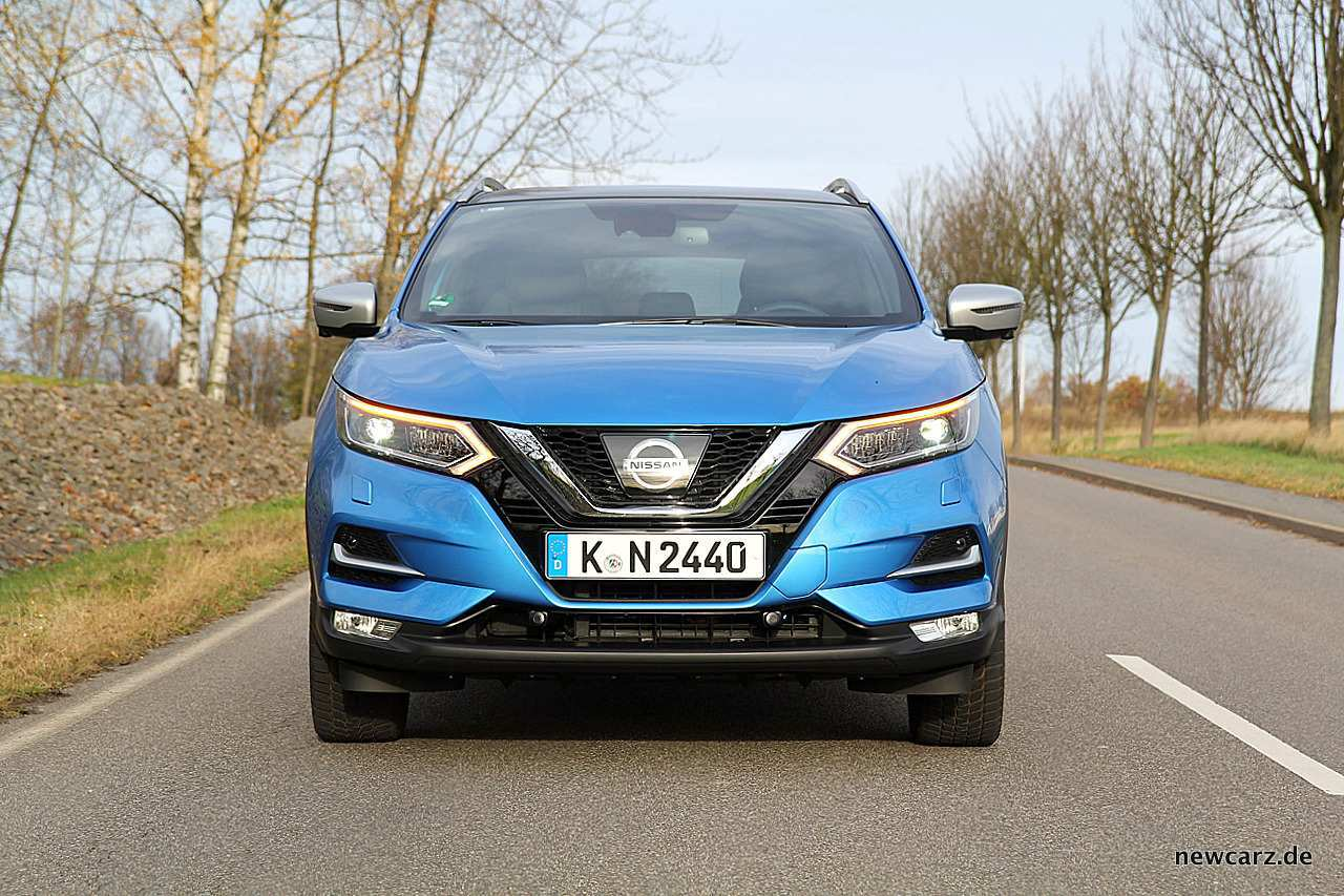 54 A 2019 Nissan Qashqai Reviews
