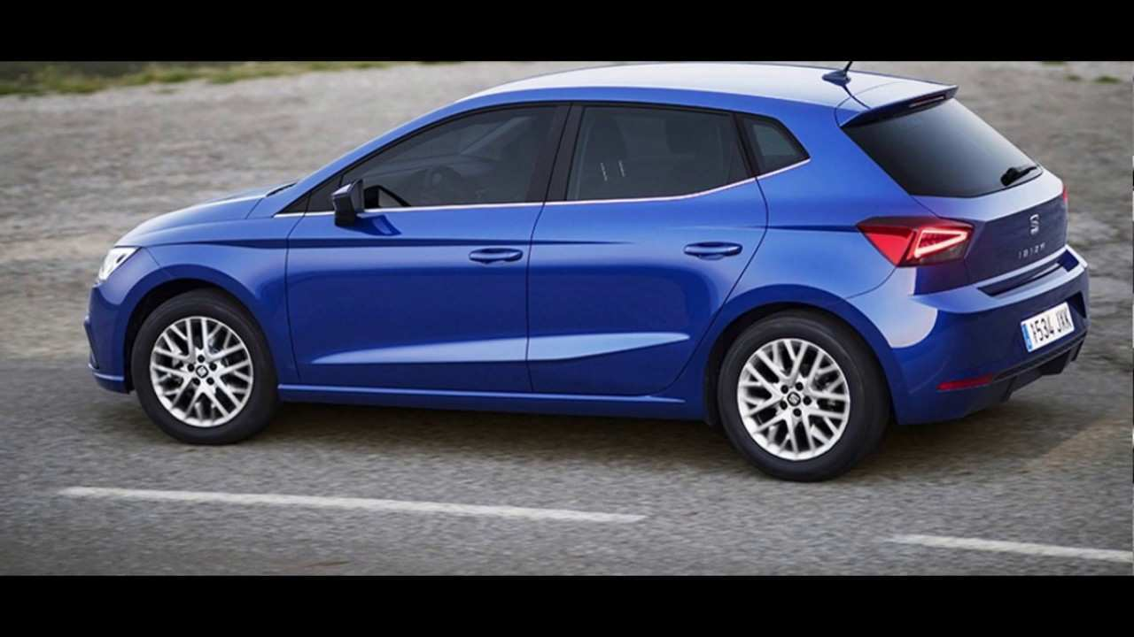 54 A 2019 Seat Ibiza Overview