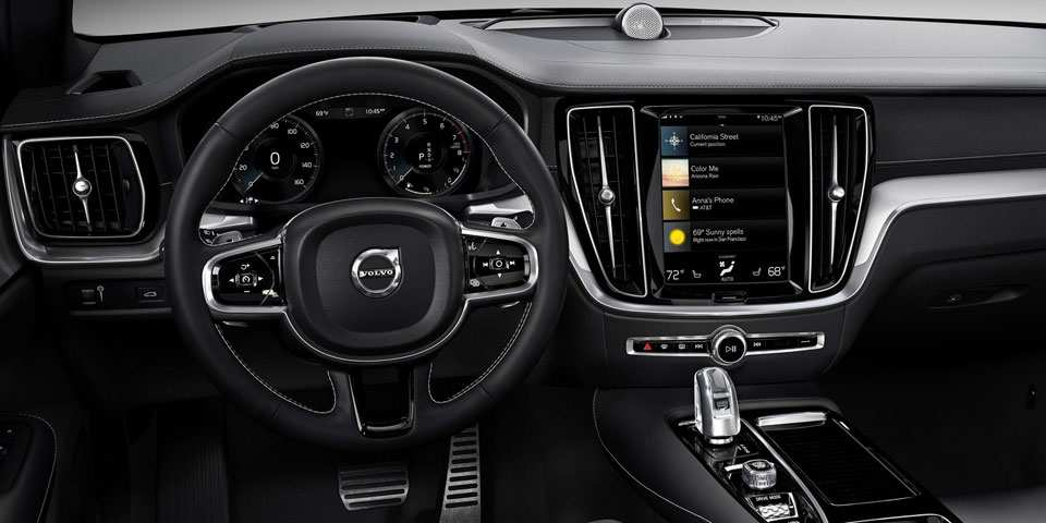 54 A 2019 Volvo S60 Pictures