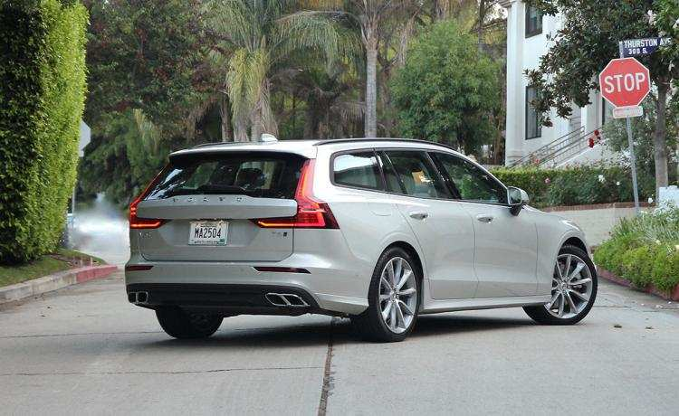 54 A 2019 Volvo Wagon Review And Release Date