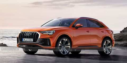 54 A 2020 Audi Q3 Spesification