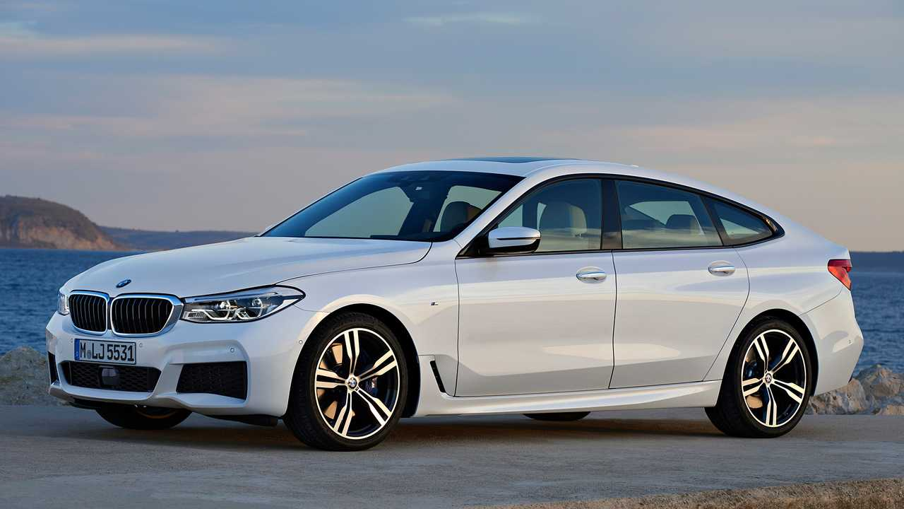 54 A 2020 BMW 6 Release