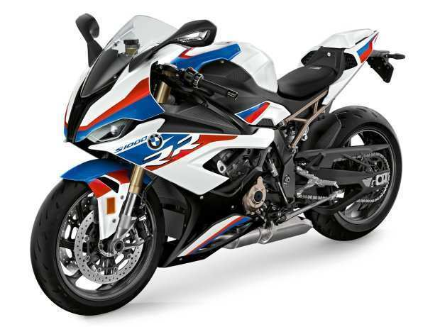 54 A 2020 BMW S1000Rr Release