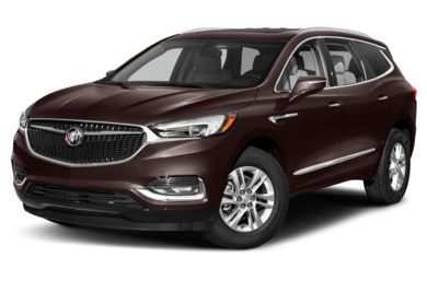 54 A 2020 Buick Enclave Overview