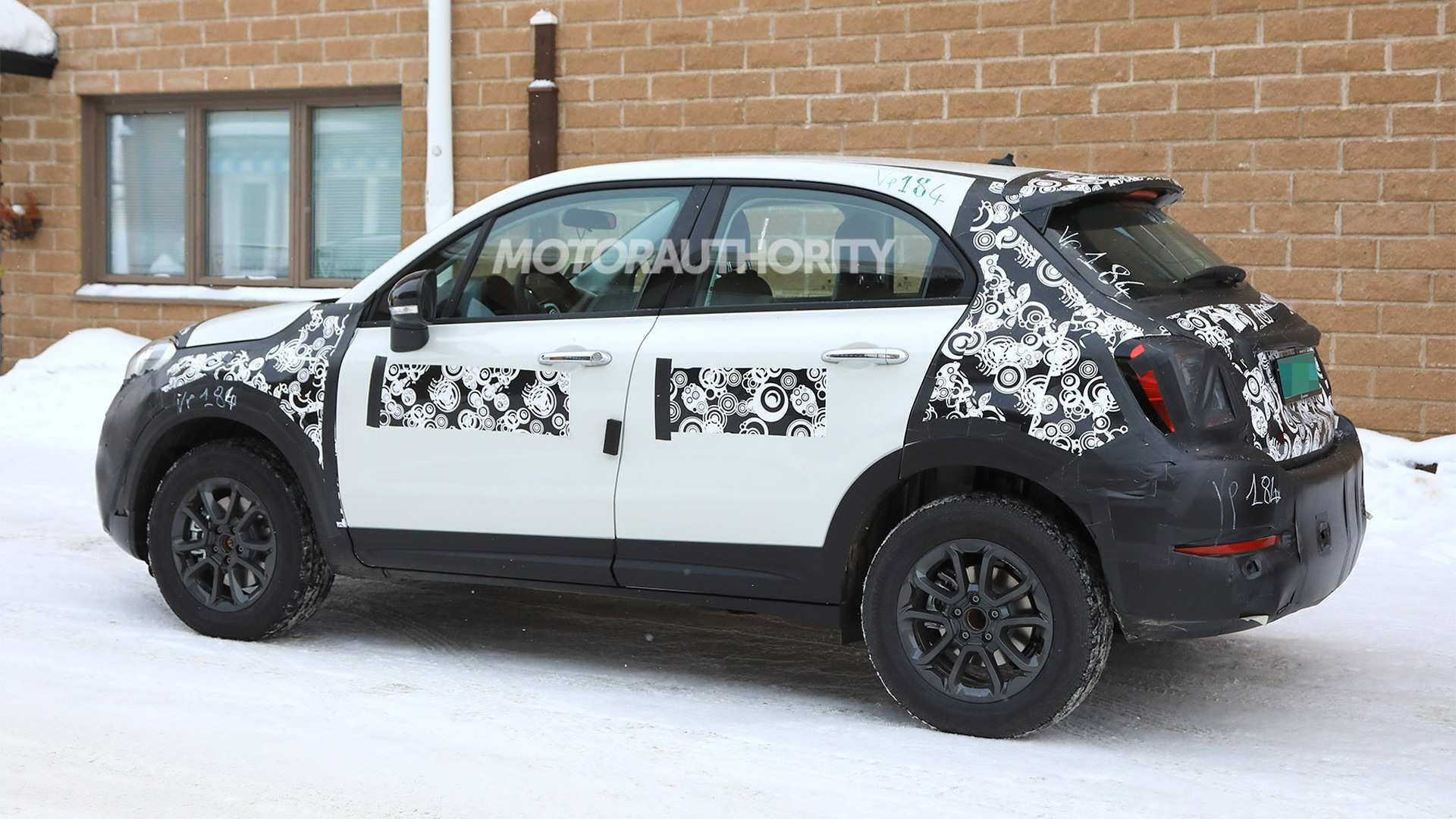 54 A 2020 Fiat 500X Style